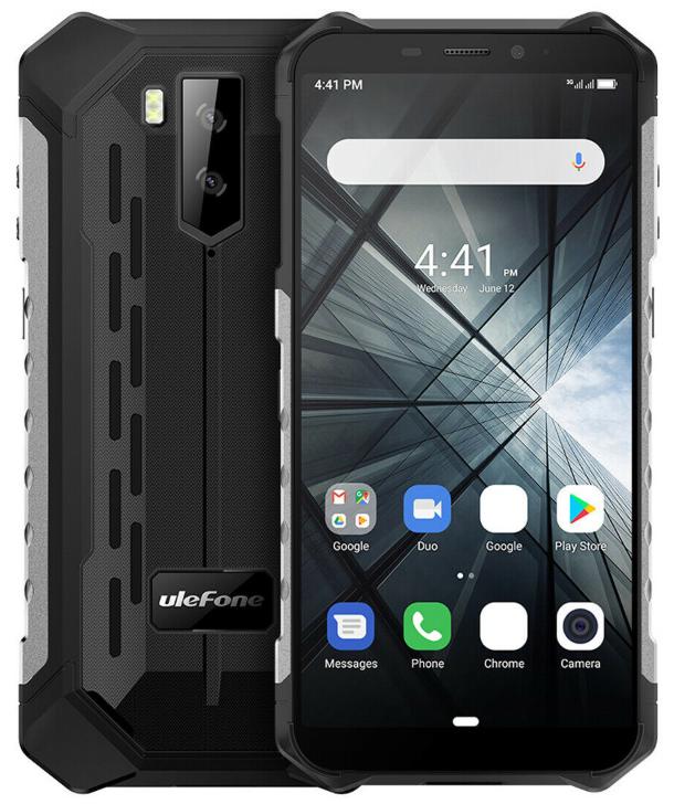 UleFone Armor X3 2/32 Gb silver IP68