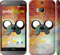 "Чехол на HTC One M8 Adventure Time. Jake v2 ""1204c-30"""