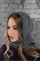 Косынка Квинс Flirt  темно-серый 4889