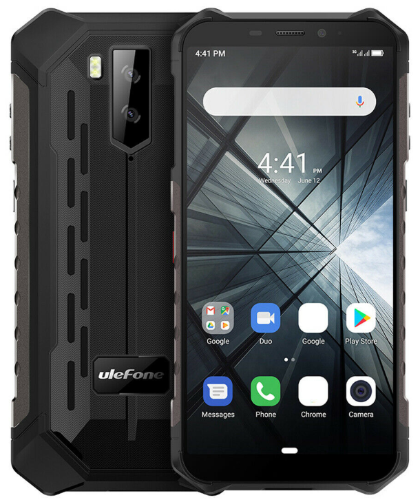 UleFone Armor X3 black IP68