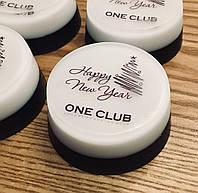 Мыло с логотипом - подарки партнерам и коллегам на Новый год, 8 Марта, годовщину компании,ручная работа 50-60г