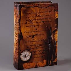 Книга сейф Письма в дневнике 26 см. (113827)