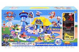 Детский гараж Щенячий Патруль 553-213