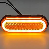 Фонарь габаритный боковой светодиодный