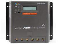 Программируемый фотоэлектрический контроллер заряда ViewStar VS4548BN (45А, 12/24/48Vauto, PWM)