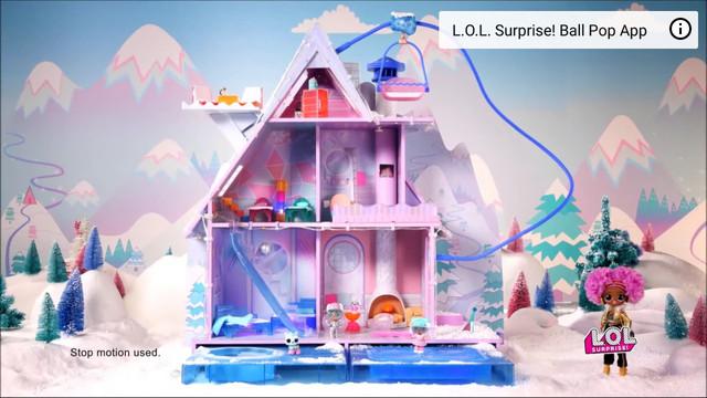 лол дом зимний особняк