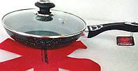 Сковорода Vissner VS 7560-26 marble 26 см