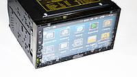 Автомагнитола MP3 2DIN 6309-3 Android GPS (DVD)   Автомобильная магнитола   DVD + GPS + 4 Ядра