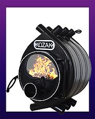 Печь-булерьян KOZAK 01 - 200 м³ + стекло