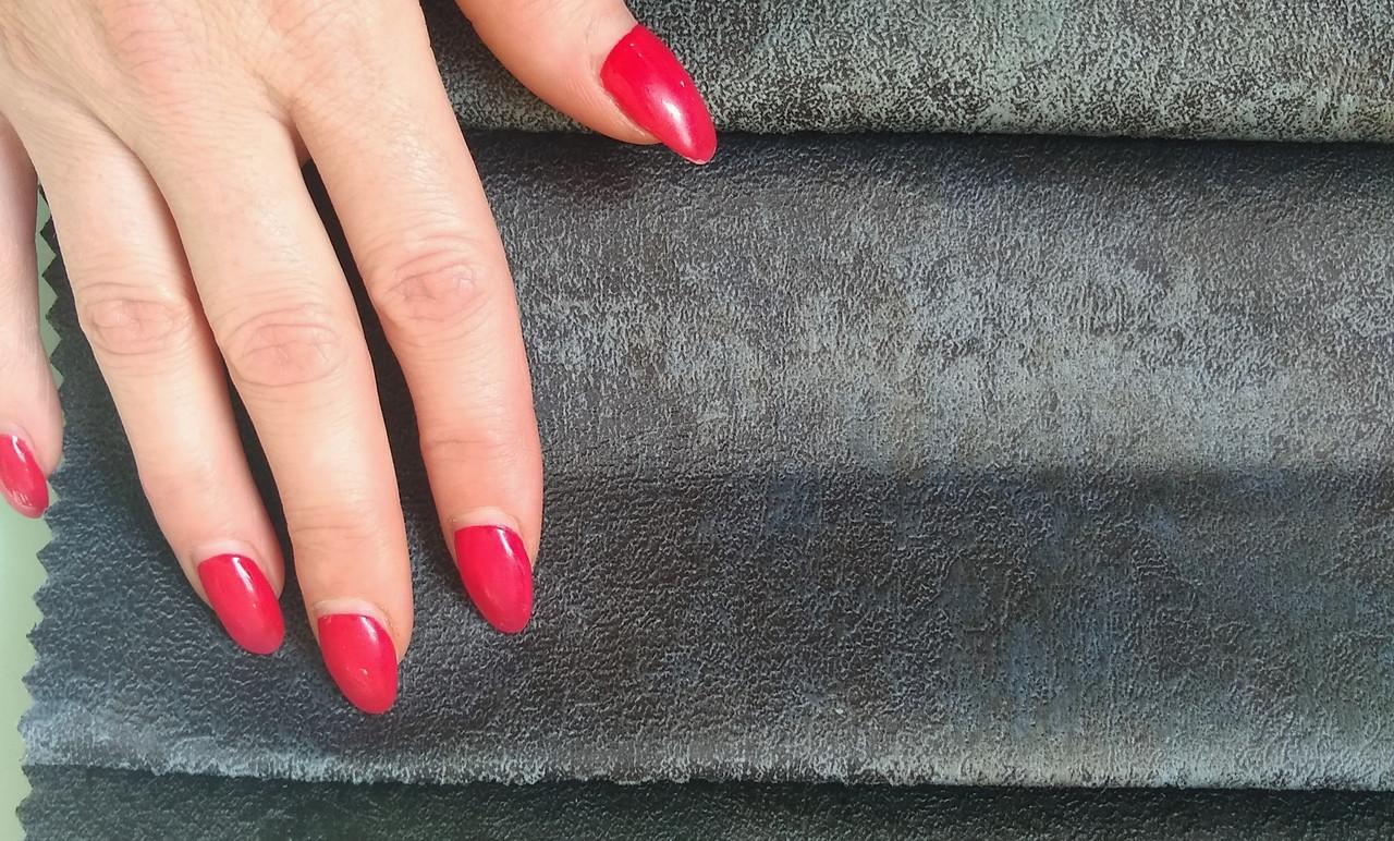 Водовідштовхувальна тканину для меблів штучна замша для оббивки дивана АНТИК 13 ( ANTIQUE 13 )