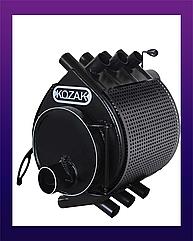 Печь-булерьян KOZAK 01 - 200 м³ + кожух