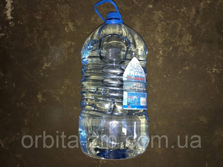 Вода дистилированная STANDART (канистра 10л)