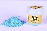 Краска сухая для цветов Sugarflair синий цветок