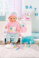 Кукла пупс для девочки Baby Born Оригинал Бэби Борн Нежные объятия Утренняя Звездочка Zapf 827086