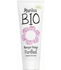 Маска очищающая для лица Marilou Bio 75 мл