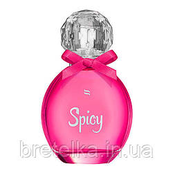 Духи с феромонами женские Obsessive Perfume Spicy 30 ml