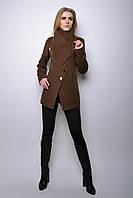 Женское кашемировое пальто 2015 (шоколад), разные цвета
