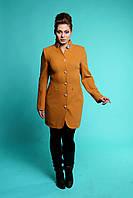 Женское кашемировое пальто осень 2015