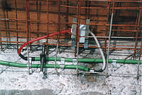 Гидроизоляция холодных швов - Инжектсистема