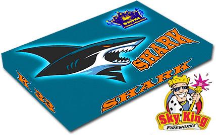 Петарда Shark K33 12 шт. фейерверк