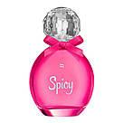 Духи с феромонами женские Obsessive Perfume Spicy пробник, фото 2