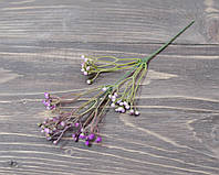 Ветка-дополнитель ягоды фиолет, фото 1