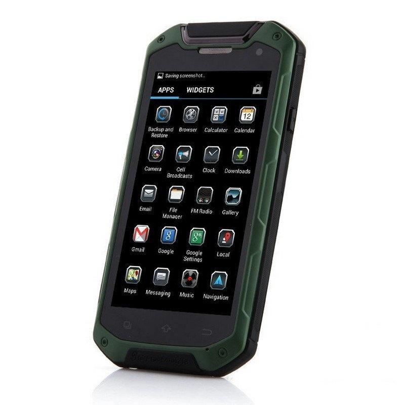 Мобильный телефон Lambordgini v12 green