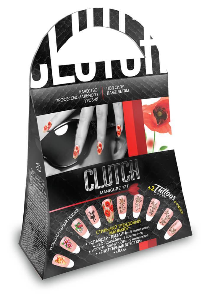 Набор для маникюра Clutch (КЛ-01-01)