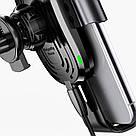 Беспроводное автомобильное зарядное устройство Baseus Gravity 10W Black (WXYL-01), фото 3