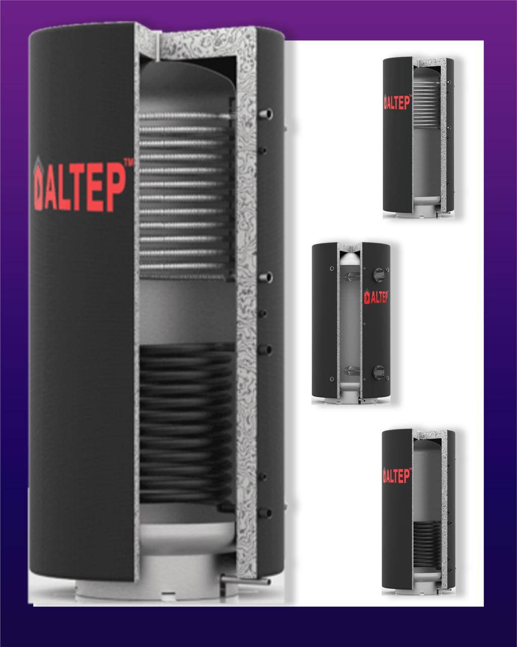 Теплоаккумулятор ALTEP TA1н-500 л. (утепленный)