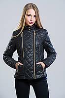 Молодежная трендовая осенняя курточка 2015 (черный), разные цвета