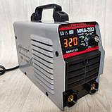 Сварочный инверторный аппарат Луч Профи MMA-320 в Кейсе + Маска Хамелеон, фото 2