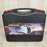 Сварочный инверторный аппарат Луч Профи MMA-320 в Кейсе + Маска Хамелеон, фото 5