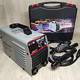 Сварочный инверторный аппарат Луч Профи MMA-320 в Кейсе + Маска Хамелеон, фото 6