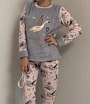 Женские пижамы теплые