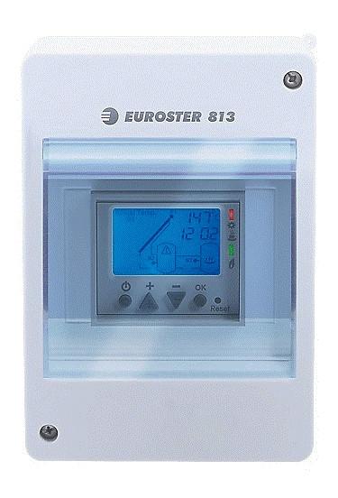 Блок управления для солнечных коллекторов Euroster 813 ( Польша)