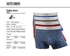 Чоловічі труси-боксери KEVEBRON (XL-4XL) Арт.KV09002