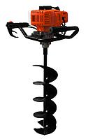 Мотобур УРАЛМАШ МБ 52/300 + 100 мм + шнек 200 мм