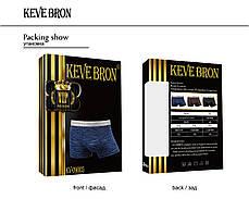 Мужские трусы боксеры KEVEBRON (XL-4XL)  Арт.KV09005, фото 3