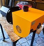 Пелетні пальник Palnik 75 кВт для твердопаливного котла, фото 9
