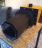 Пелетні пальник Palnik 75 кВт для твердопаливного котла, фото 10