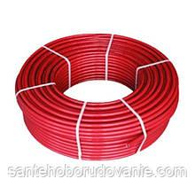 Труба для теплої підлоги UNIPEX із зшитого поліетилену 16х2