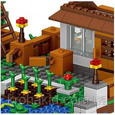 Конструктор Minecraft  Lele 33163 Майнкрафт Гора персонажей (аналог Lego Minecraft) 1007 дет, фото 2