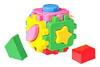 """Іграшка куб """"Розумний малюк Міні ТехноК"""", 1882 (48шт) в пак. 10 × 10 × 10 см"""