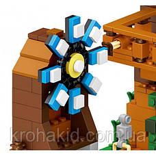 Конструктор Minecraft  Lele 33163 Майнкрафт Гора персонажей (аналог Lego Minecraft) 1007 дет, фото 3