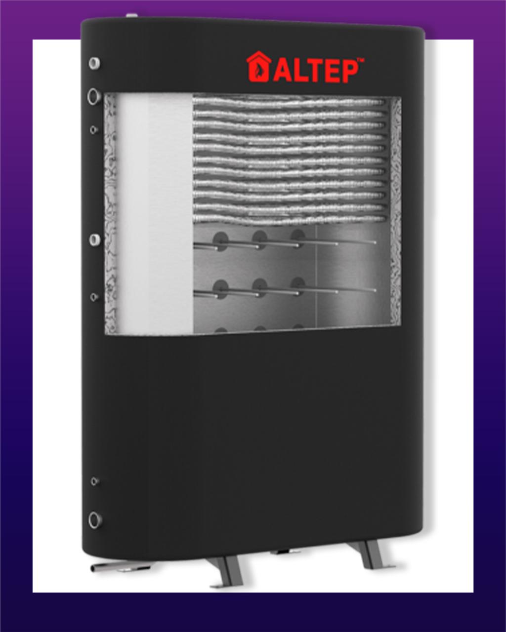 Теплоаккумулятор плоский ALTEP TAП0 - 500 л (утепленный)