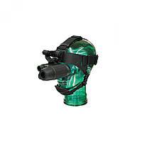 Прибор ночного видения 1x24 - Yukon NVMT Spartan с маской - покрытие Ruввеr Аrмоr - зaщищaет oт повреждений