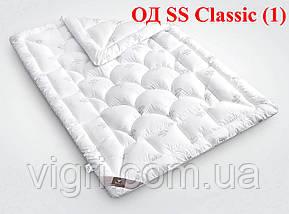 Ковдра лебединий пух, двоспальне 175х210, тм. Ідея. «IDEIA» Super Soft Classic, фото 2