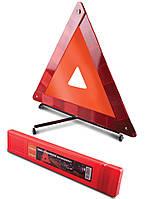 Знак аварийной остановки усиленный (пластиковая упаковка) LA 170202