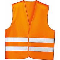 Аварійний Жилет, помаранчевий, XL LA 171601